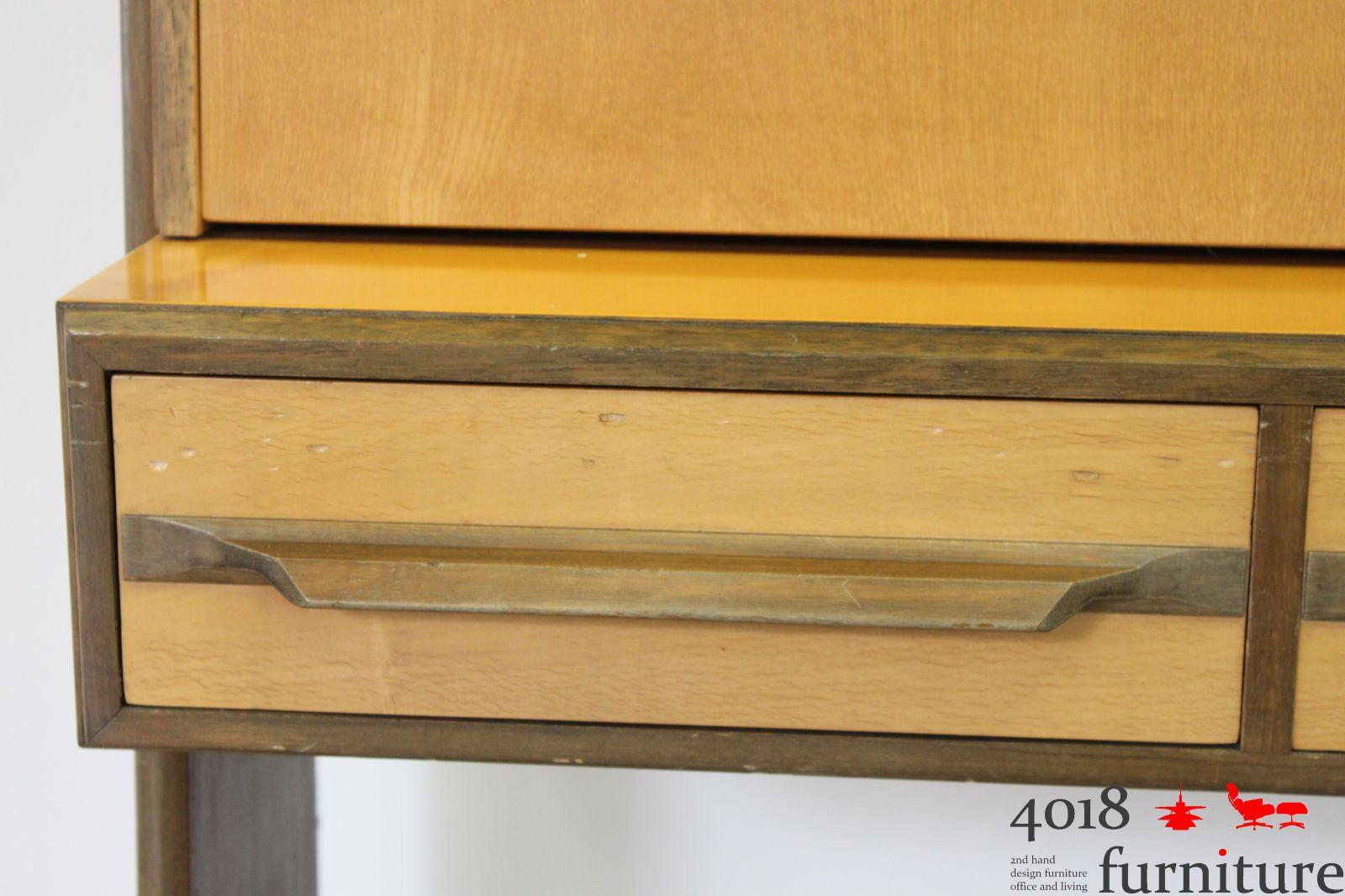 karl nothhelfer pollmann m bel sekret r mid century design. Black Bedroom Furniture Sets. Home Design Ideas